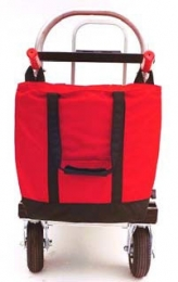 Mag Ditty Bag (Red)