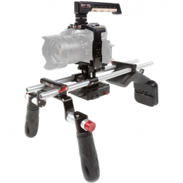 SHAPE panasonic gh5 cage shoulder mount