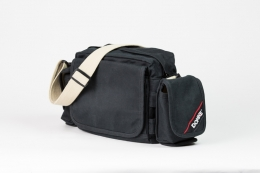 Domke Crosstown Courier Bag Black/Sand