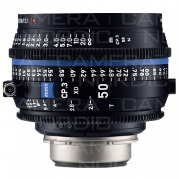 ZEISS CINE CP.3 50MM XD PL/MT