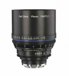 Zeiss Compact Prime EF 100/2.1 T - metric