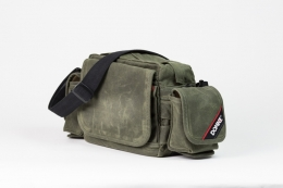 Domke Crosstown Courier Bag Military/Black
