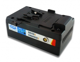 Hot swap quickchanger of batteries and UPS safety