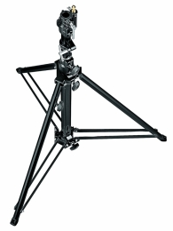 Manfrotto Follow Spot Stand - Black Levleg