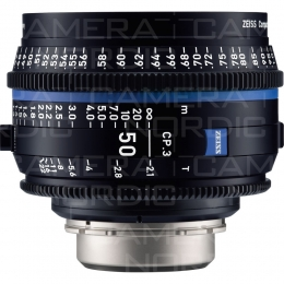 ZEISS CINE CP.3 50MM PL/MT
