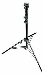 Manfrotto ALU-Senior Stand Black, Levleg