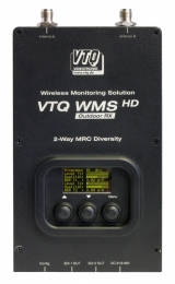VTQ WMS HD - MRC Receiver Outdoor RX 2.2-2.5GHz HP