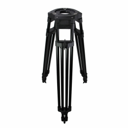 Carbon tripod 1 stage flat base