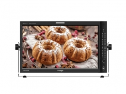TVLogic 17'' HD High-End True-10 bit LCD Multiformat