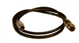 2-pin Lemo to 4-pin Mini XLR Monitor Cable