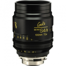 Cooke Mini S4/i 100mm T2.8 Metric PL