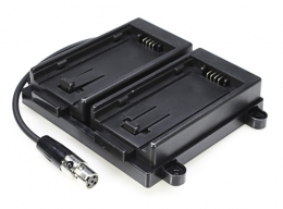 TVLogic Panasonic AVCCM Battery Holder for VFM-056