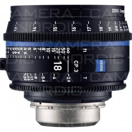 ZEISS CINE CP.3 18MM PL/MT