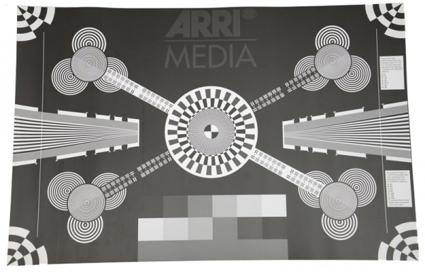 Arri Media - Focus Chart