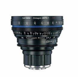 Zeiss Compact Prime2 PL 28/2.1 T - metric