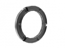 162-120mm Clamp on Ring