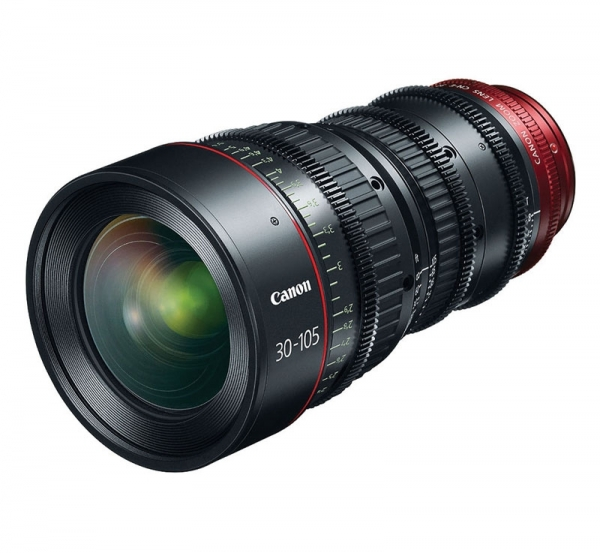 CN-E30-105mm T2.8 L S - EF M-Scale