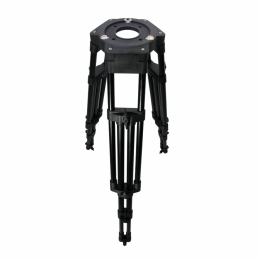 Carbon tripod 2 stage flat base