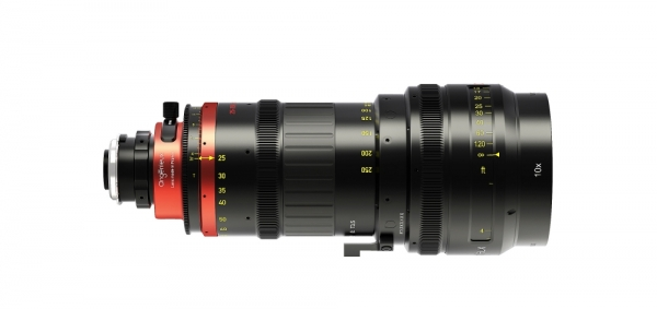 Optimo Style 25-250mm T3.5 PL - M Scale