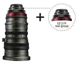 Angenieux EZ2 Pack (with FF rear) feet