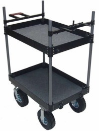 Camera Case Cart Junior (Aluminum)