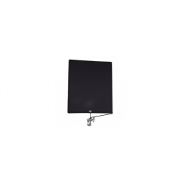 Avenger 30x36'' Solid Black Flag