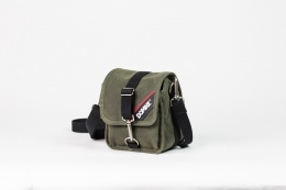 Domke Trekker Bag Military/Black