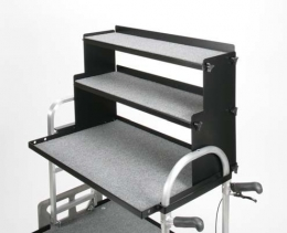 Mag Junior Top Sound Tray Double Decker (Collapsible)