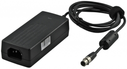 Mains adapter with 4-pol. Mini-XLR, for WMS RX-TX
