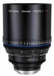 Zeiss Compact Prime2 F 135/2.1T metric
