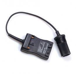 V-Mount to Vehicle Cigar Lighter (Female)