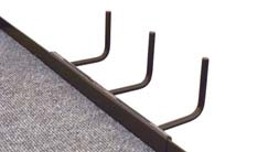 Mag 3'' Cable Holder Set (3-Hooks)