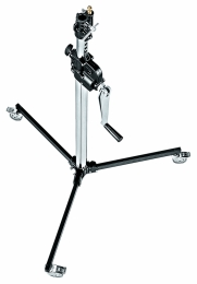 Manfrotto Low Base Wind-Up Braked Wheels
