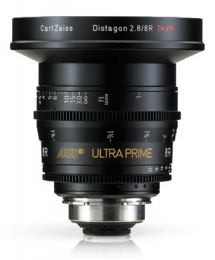 Ultra Prime Distagon T2.8/8mm meter