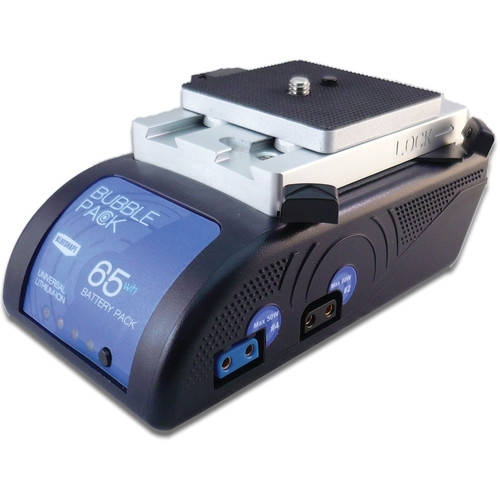 Universal battery for MINIDV camcorders