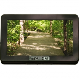 SmallHD 5'' Daylight Viewable Touchscreen Monitor