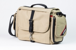 Domke Herald Bag Khaki/Black