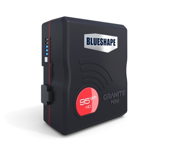 Blueshape BV095HD MINI Grantine MINI 95W Vlock Li-Ion Battery - WIFI