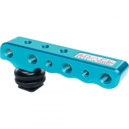 Shape dslr handle bleuberry