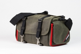 Domke Ledger Bag Military/Black