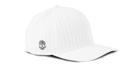 WEAPON 8K REDFLEX FITTED CAP - White - S/M