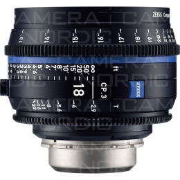 ZEISS CINE CP.3 18MM MFT/MT