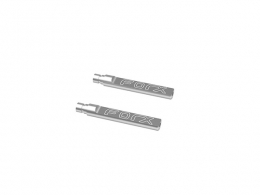 15 mm Forx Rod Extension (Pair) - Length 3.5''