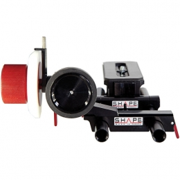 Shape follow focus friction & gear clic + riser ra