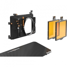 Misfit Kit 1: 4x5.65''  2-Stage Matte Box