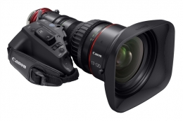 CANON CineServo Zoom 17-120mm T2.95 PL