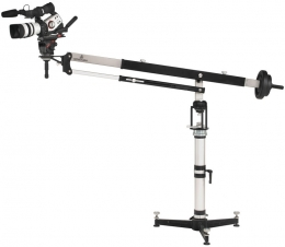 Genie Jib incl. 100mm bowl adapter and carry bag