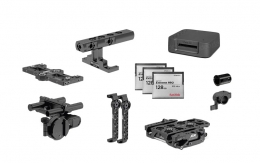 ALEXA MINI Basic Accessory Set