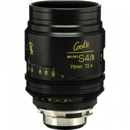 Cooke Mini S4/i 75mm T2.8 Metric PL