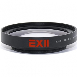 16x9 EXII 0.6X Wide Attachment - 62mm Thread